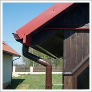 dachy lewtak - opierzenia, podbitki, wykonczenia